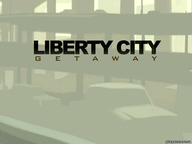 GTA Liberty City Getaway