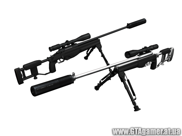 Снайперки Sniper Rifle TRG