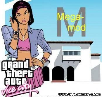 GTA Vice City [Mega-Mod]