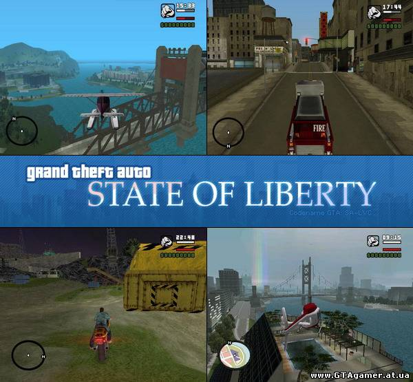 GTA: State of Liberty beta 50.05