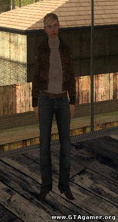 lucy stillman in Assassin's Creed Brotherhood