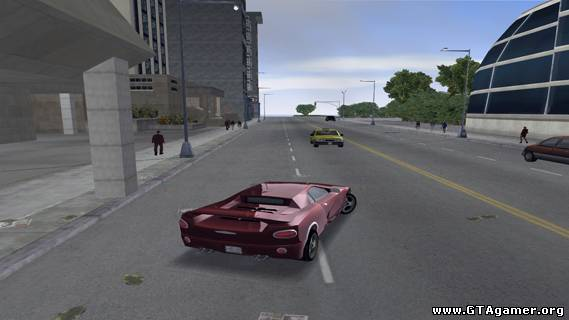 GTA3 XBOX Version Mod (Xbox версия GTA 3 для PC)