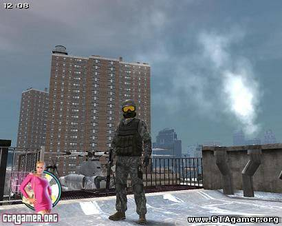 Call of Duty MW2 скин