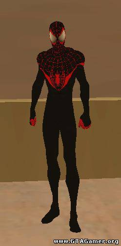 new ultemate spider man