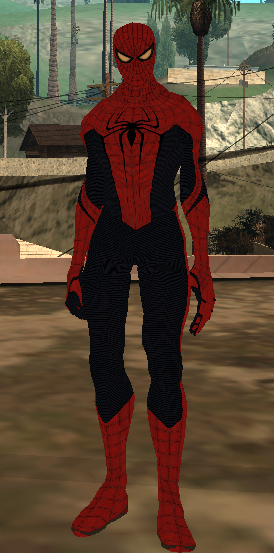 the amazing spider man 2012 suit