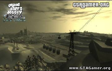 "GTA IV: San Andreas ""World Motion"" (Snow Edition)"