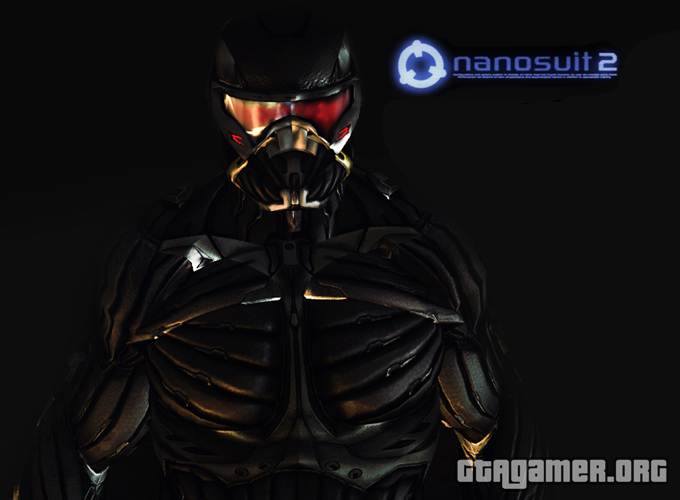Crysis Nanosuit v2 HD version
