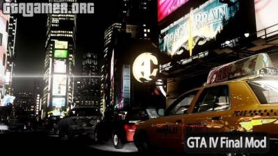 Grand Theft Auto IV Final Mod 1.0.7.0 (2012/RUS/RePack)