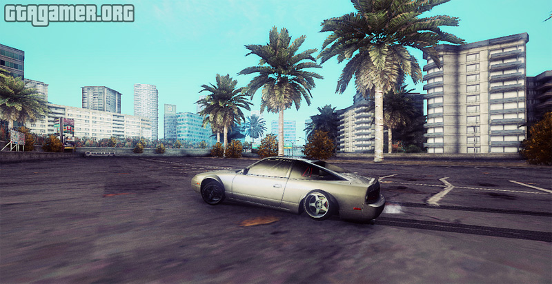 GTA NFS Most Wanted - Paradise