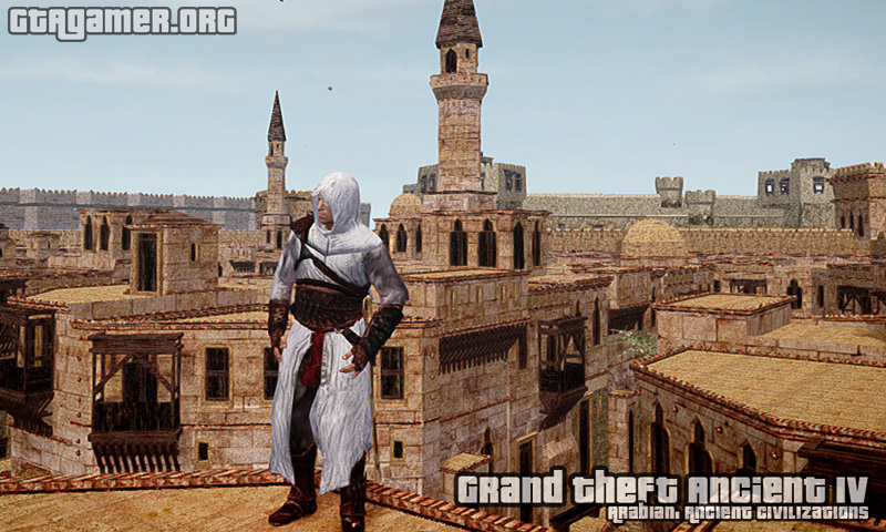 Arabian: Ancient Civilizations v1.0