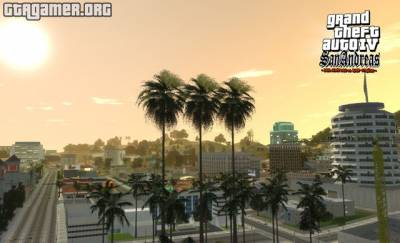 GTA IV: San Andreas World Enhancement (Beta 3)