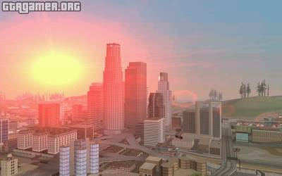 San Andreas in Vice City