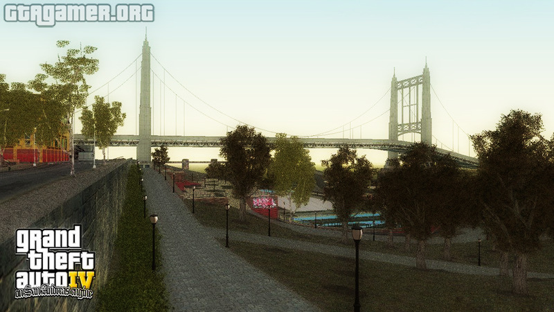 GTA IV to SA: RenderWare