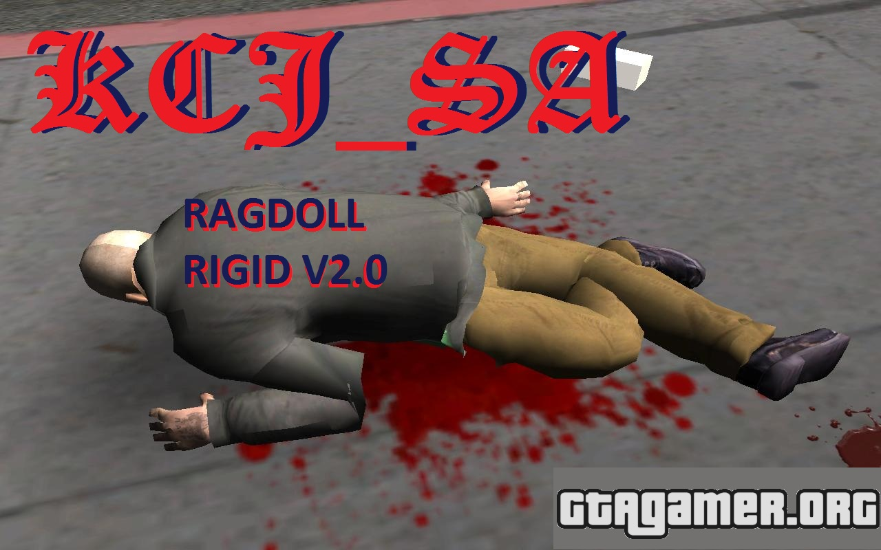 RAGDOLL_RIGID V 2.0
