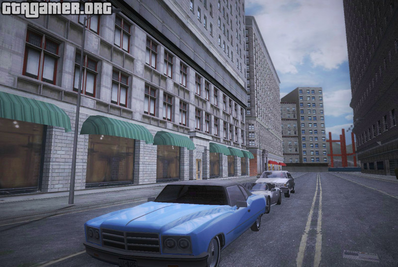 GTA III HD Version