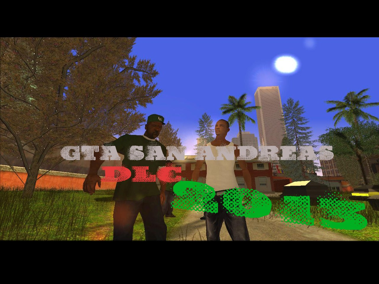 Скачать GTA San Andreas Dirty Mod