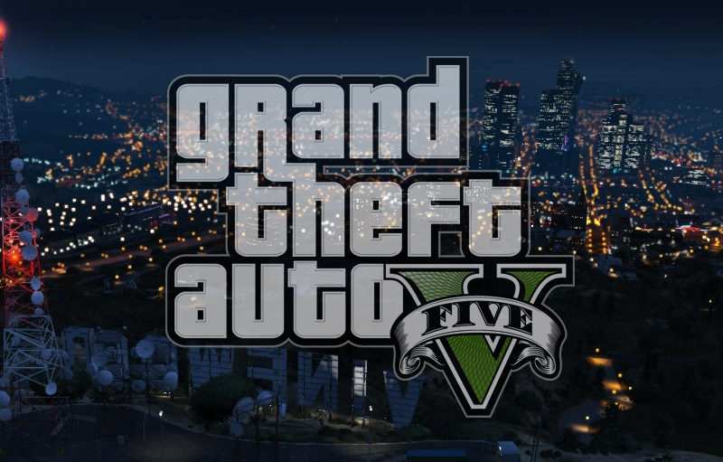 GTA 5 для ПК (GTA  V PC 2015 Repack)
