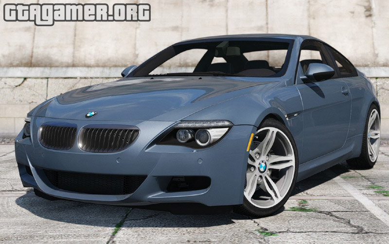 BMW M6 E63 Tunable