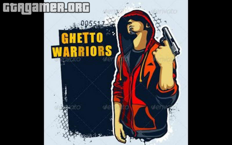 [C-HUD] Ghetto Warriors by Maestro 2