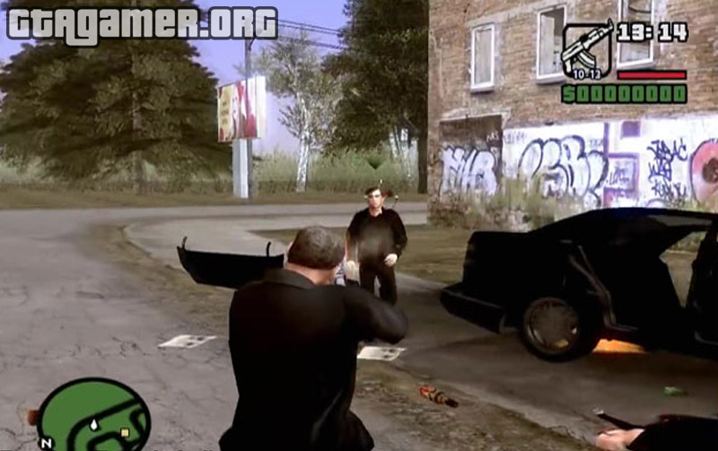 Russian Theft Auto Ibutsk City Stories