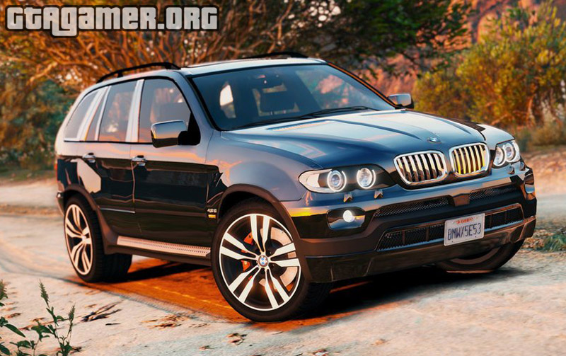 BMW X5 E53 2005 Sport Package