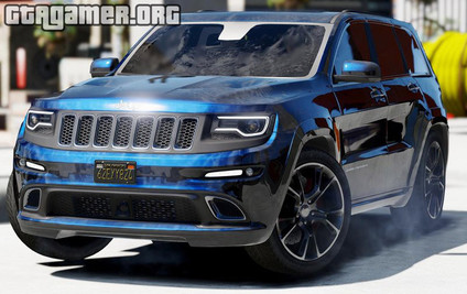 2014 Jeep Grand Cherokee SRT для GTA 5