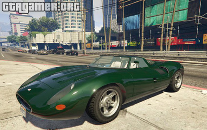 Jaguar X13 (Add-on) для GTA 5