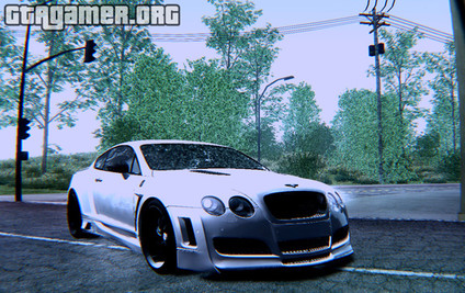 2011 Bentley Platinum Motorsports Continental GT для GTA San Andreas