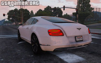 2014 Bentley Continental GT [Add-On] для GTA 5