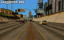 Remastered Realistic Traffic Mod V2.0 для GTA San Andreas