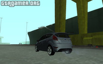 Ford Fiesta Kinetic Design для GTA San Andreas