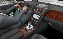 2012 Bentley Continental GT для GTA 5