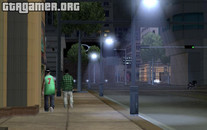 Improved Lamppost Lights v3 для GTA San Andreas