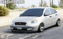 Hyundai Accent Era v1.0 для GTA 5