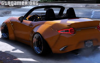 2016 Mazda MX5 Rocket Bunny (Addon / Replace) для GTA 5