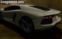 Lamborghini Aventador LP700-4 light tune для GTA San Andreas