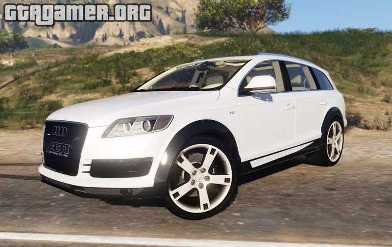 2009 Audi Q7 AS7 ABT [Add-On / Replace] 2.0