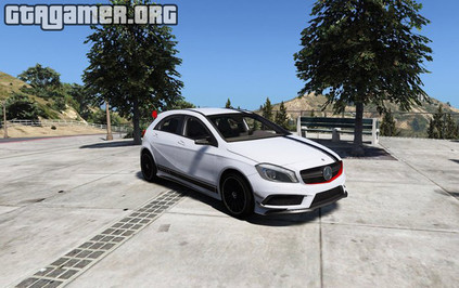 Mercedes-Benz AMG A45 Edition:1 [Add-On] для GTA 5