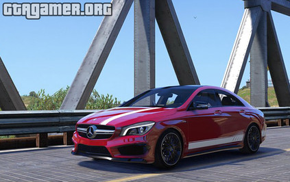 2014 Mercedes-Benz CLA 45 AMG Coupe [HQ/Replace/Livery/Add-on]