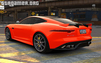 2016 Jaguar F-Type SVR v1.0 для GTA 4
