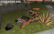 Убитые машины из GTA IV (Wreck Cars From GTA IV) для GTA San Andreas