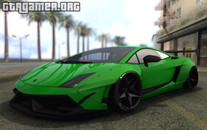 Lamborghini Gallardo Superleggera L3D Work's для GTA San Andreas