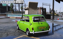 MR BEAN MINI COOPER для GTA 5