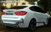 Bmw X6 F86 M-Performance для GTA San Andreas