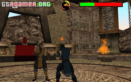 Mortal Kombat Conquest V2.0 для GTA San Andreas