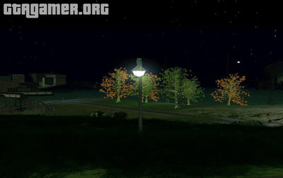 Put Light Bars in Any place (CLEO) для GTA San Andreas
