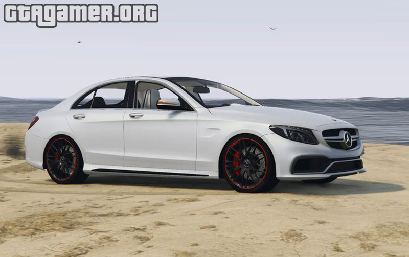 2016 Mercedes-Benz C63 AMG [HQ | Replace]