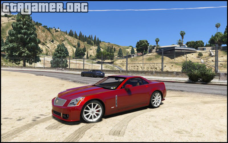 Cadillac XLR-V [Add-On / Replace]