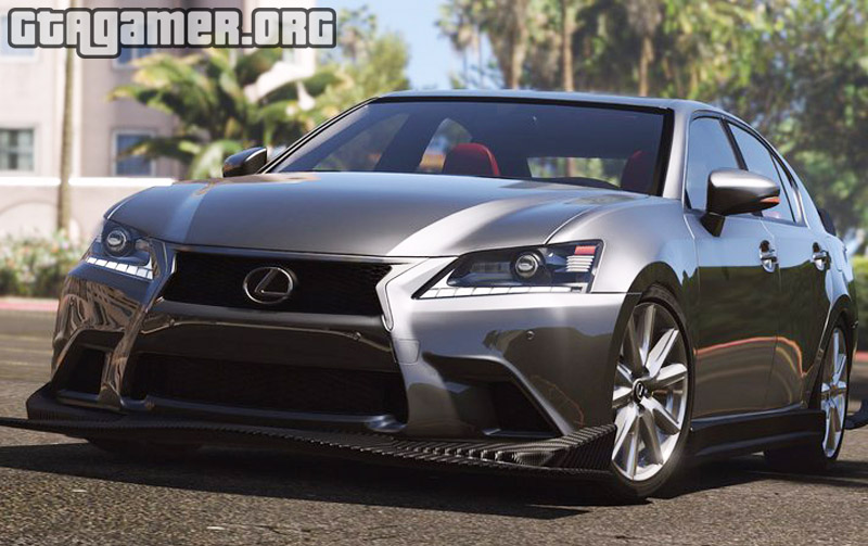 Lexus GS 350 [Add-On / Replace | Tuning | Template]