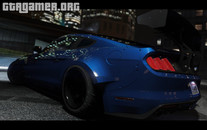 2015 Ford Mustang [HQ | WBody Kit | ShelbyKit | Animated] для GTA 5